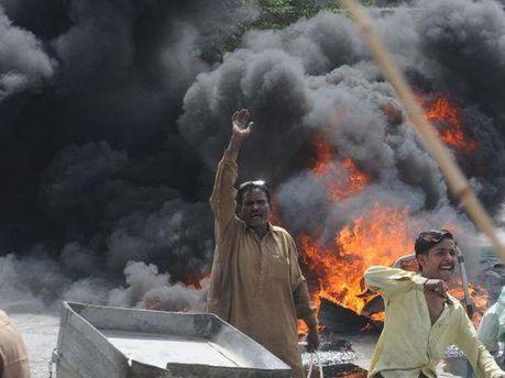 Протести у Пакистані