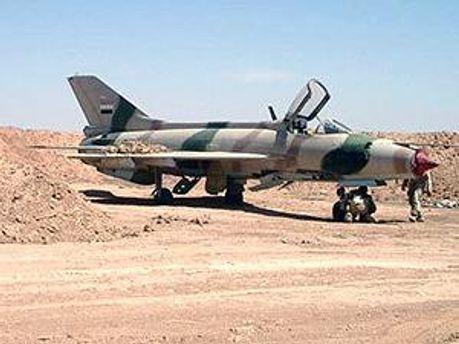 Сирійський МіГ-21