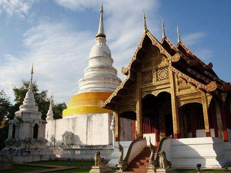 Будистський храм в провінції Чіангмай
