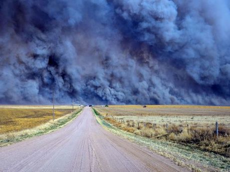 Пожежа у штаті Колорадо
