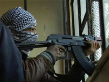 Обстрелы в Сирии
