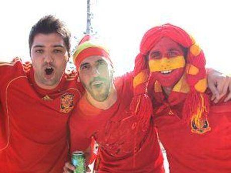 Іспанські вболівальники