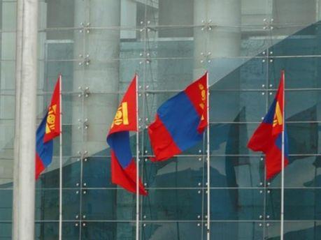 Флаги Монголии