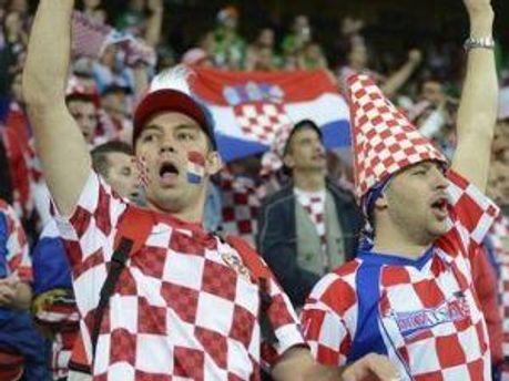 Вболівальники Росії