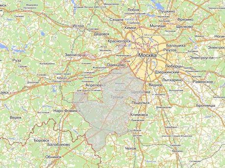 Нові території Москви