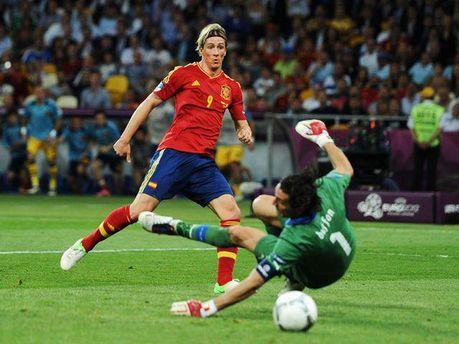 Испания одержала победу