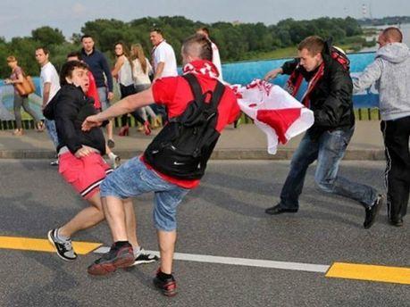Бійка у Варшаві