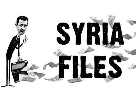 Сайт имеет переписку 680 государственных учреждений Сирии