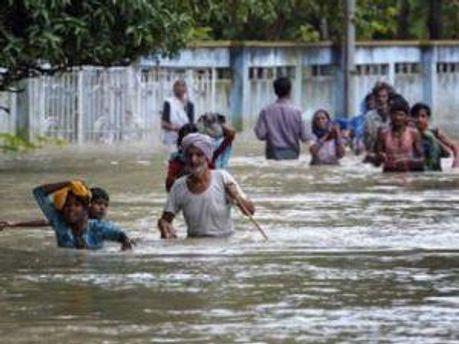 Повінь в Індії