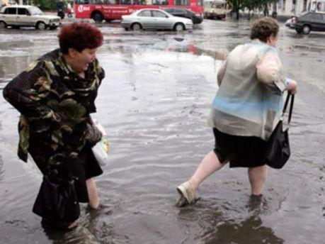 Повінь у Кримську