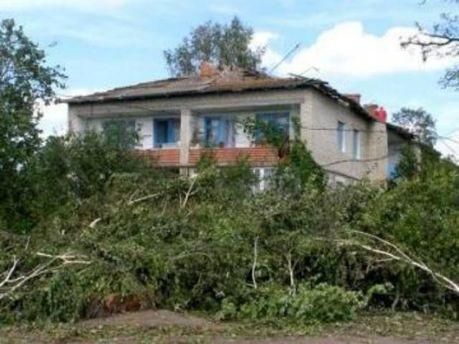 Ураган на Волыни