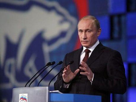 Путін вважає, що за наклеп треба відповідати