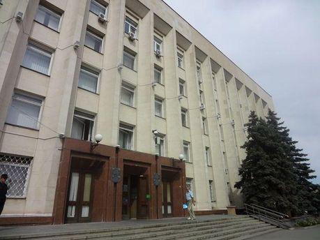 Сімферопольська міська рада