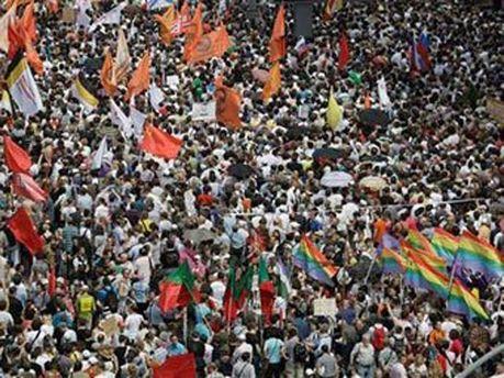 Марш мільйонів, організований російською опозицією