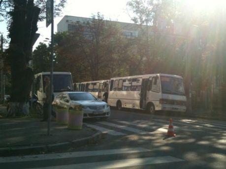 Автобусы