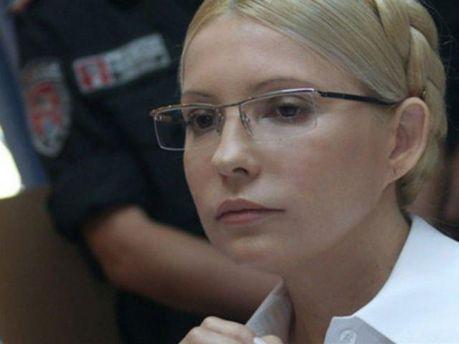 Юлія Тимошенко проти своєї присутності у суді