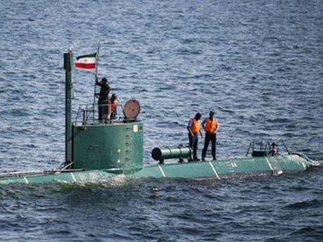 Иранские субмарины