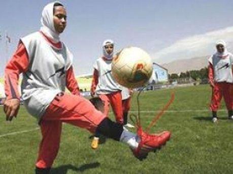 Иранские спортсменки