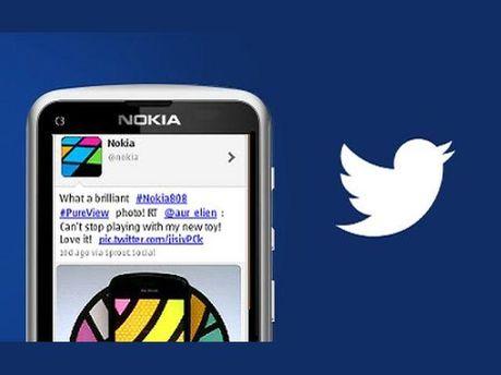 Twitter для Nokia