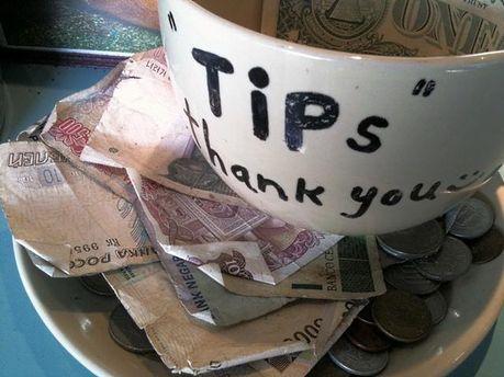 500 доларів - дуже щедрі чайові