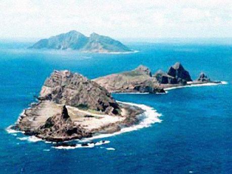 Спорные острова Сенкаку