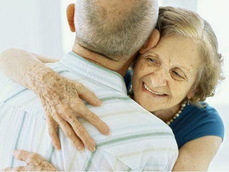 Найкращий секс у пенсіонерок