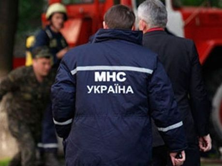 МЧС Украина