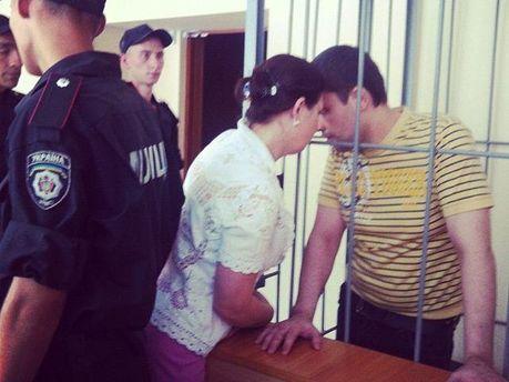 Костянтин Лавров під час оголошення вироку суду