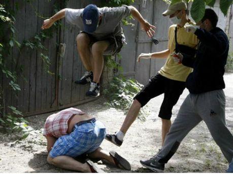 В Киеве избили организаторов гей-парада