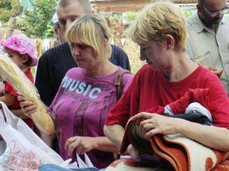Пострадавшие в Крымске