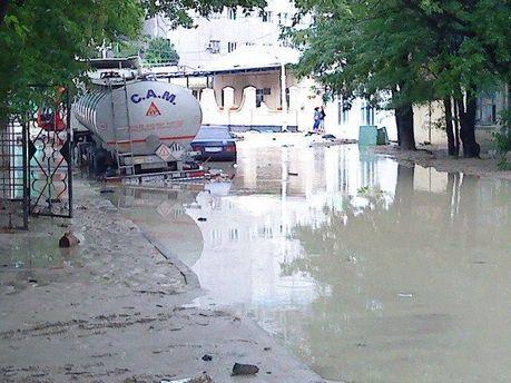 Наводнения на Кубани