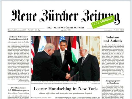 Die Neue Züricher Zeitung