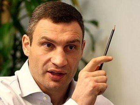 Виталій Кличко