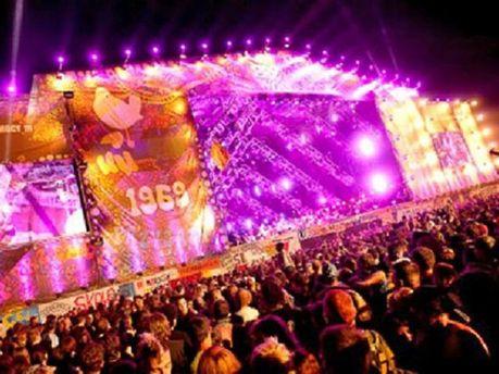 Рок-фестиваль Woodstock