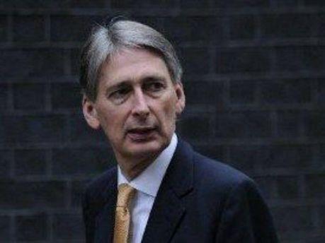 Міністр оборони Великобританії Філіп Хеммонд