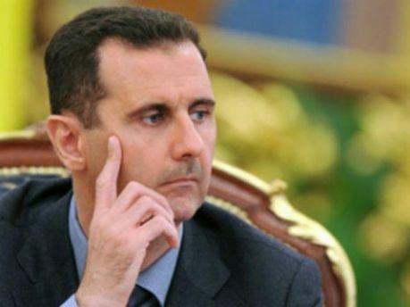 Башар Асада