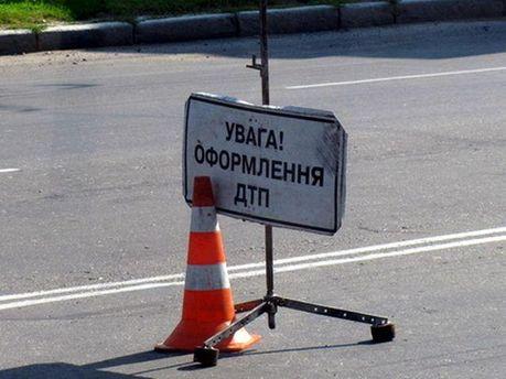 В Киеве взорвался автобус: 1 человек погиб, 8 ранены
