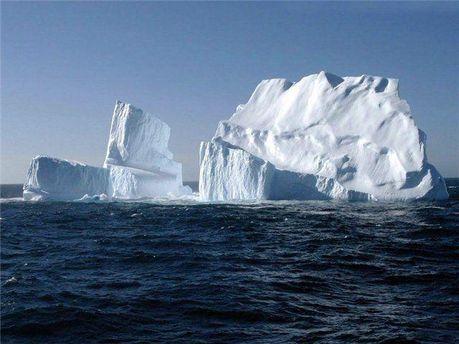 Опасные айсберги