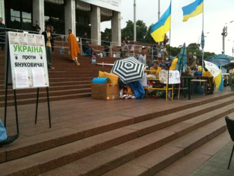 Акція на захист української мови