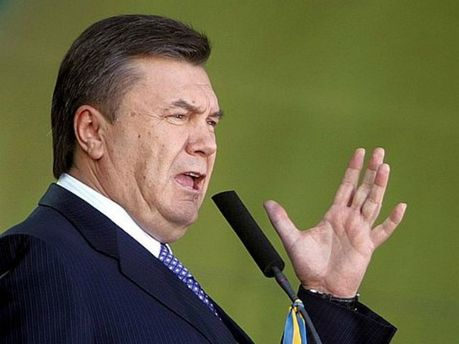 Віктор Янукович