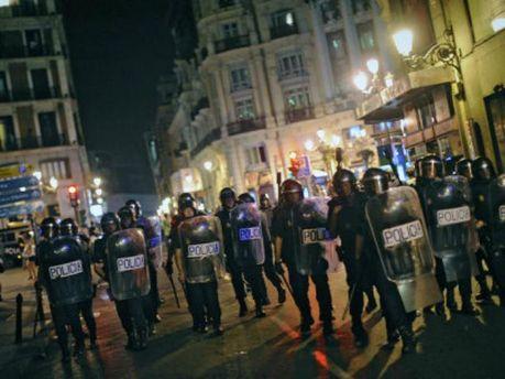 Заворушення у Мадриді
