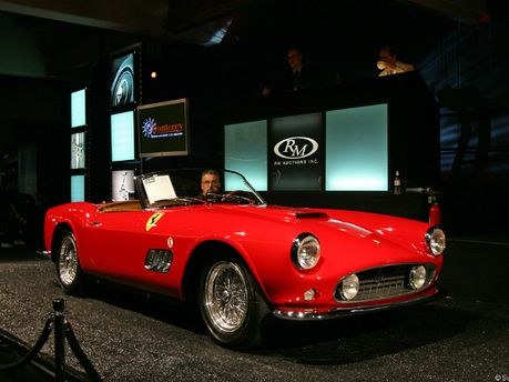 Ferrari 250 GT LWB Alloy California Spider Competizione