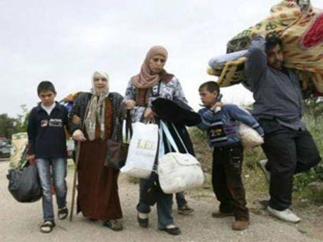 Сирийская семья