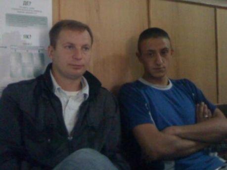 Назар Сарабун и Степан Барна