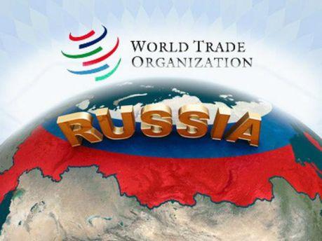 Росія і СОТ