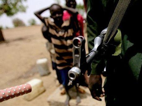 Суданський військовий