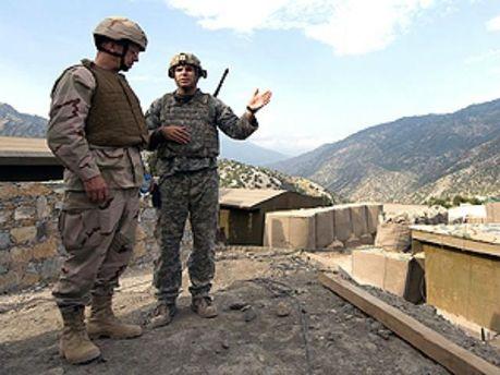 Американські військові в Афганістані