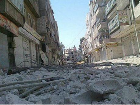 Улица Алеппо