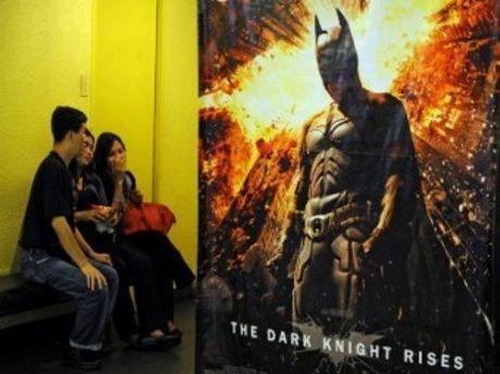 Глядачі на прем'єрі фільму про Бетмена