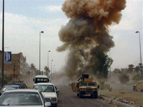 Вибух в Іраку